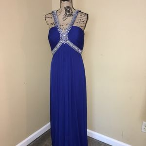 Gorgeous Beaded XScape gown